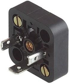 GSA 2000 A, Разъем прямоугольный 2+PE 16А