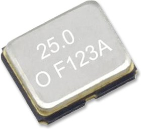 X1G0041710020 SG-210STF 12.5MHZ L, Oscillator, SPXO, 12.5 MHz, 50 ppm, SMD, 2.5mm x 2mm, 2.5 V, SG-210STF Series