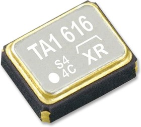X1G004451004812, Кварцевый генератор, 3.072МГц, SMD, 5мм x 3.2мм, КМОП, 3.3В, SG5032CAN серия