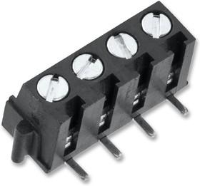 691709710302, Клеммная колодка типа провод к плате, 5 мм, 2 вывод(-ов), 30 AWG, 14 AWG, 2 мм², Винт