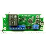 Фото 2/2 STH0024UG-v3, Цифровой встраиваемый термостат с выносным датчиком, зеленый индикатор, версия 3.0