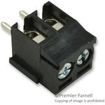 MA212-350M02, TERMINAL BLOCK EUROSTYLE, 2 POSITION, 26-16AWG