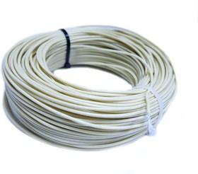 Провод монтажный МГШВ 0,14 мм кв. 50 м (белый)