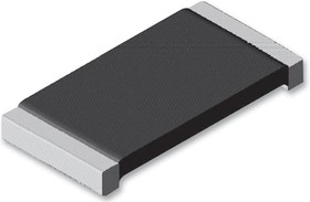 WSLT2512R1000FEA, Токочувствительный резистор SMD, 0.1 Ом, Серия WSLT2512, 2512 [6432 Метрический], 1 Вт, ± 1%, Жесть