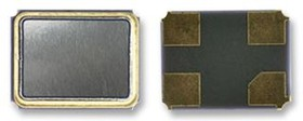 CO2016-10.000-3.3-50, Кварцевый генератор, 10МГц, 50млн-1, SMD, 2мм x 1.6мм, КМОП, 3.3В, CO2016 серия