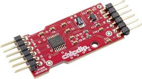Фото 1/4 PCM1808 audio ADC, Преобразователь: Аудио - I2S. Разрешение 24 бит, частота дискретизации 96kHz