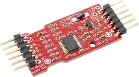 Фото 1/2 PCM5102A audio DAC, Преобразователь: I2S - Аудио. 2 линейных выхода = 2В RMS, 384kHz/32bit