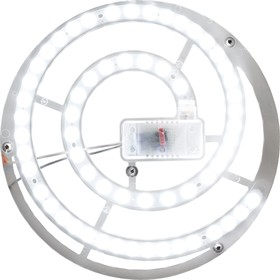 02-30, Модуль светодиодный со встроенным драйвером, 160-250В, 48Вт, 4450 Лм, 6500 K, ø282мм