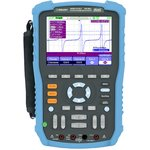 АКИП-4125/4, Осциллограф цифровой портативный 2 канала х 200МГц (Госреестр)