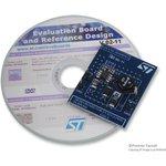 STEVAL-ISA089V1, EVALUATION BOARD, STEP DOWN REGULATOR