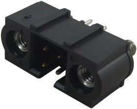 Фото 1/2 M80-5100442, Разъем типа провод-плата, винты, 2 мм, 4 контакт(-ов), Штыревой Разъем, Datamate J-Tek M80 Series