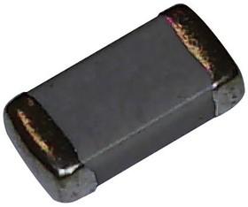 C0603C680J3GACAUTO, Cap Ceramic 68pF 25V C0G 5% Pad SMD 0603 125°C Extreme Low ESR Automotive T/R