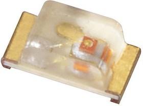 KPH-1608SYCK, LED Uni-Color Yellow 590nm 2-Pin Chip LED