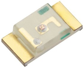 KPT-3216SYCK, LED Uni-Color Yellow 590nm 2-Pin SMD T/R