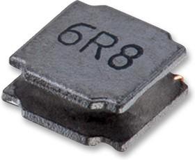 74404024068, Силовой индуктор поверхностного монтажа, Серия WE-LQS, 6.8 мкГн, 850 мА, 1 А