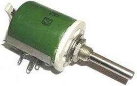 ППБ-50Г, 1 кОм, 50 Вт, 10%, Резистор переменный