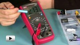 Смотреть видео: Измеритель LCR UT603