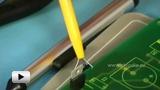 Смотреть видео: Вакуумный манипулятор и трехзубый захват