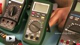 Смотреть видео: Обзор мультиметров
