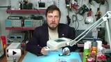 Смотреть видео: Бестеневая увеличительная лампа