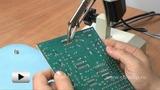 Смотреть видео: Полуавтоматическая паяльная станция CT-85
