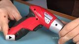 Смотреть видео: Работа с помощью миниатюрного шуруповерта