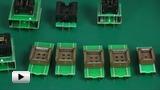Смотреть видео: Адаптеры для программирования микросхем