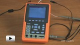 Watch video: Oscilloscope-multimeter OMC-22