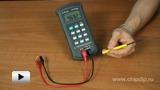 Смотреть видео: Измеритель RLС E7-22