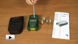 Смотреть видео: Лазерный измеритель расстояния PLR30
