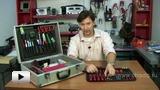 Смотреть видео: Набор инструмента CT-840