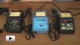 Смотреть видео: Обзор паяльных станций Solomon, SL-10, SL-20, SL-30
