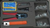 Смотреть видео: Набор инструмента CTN-224