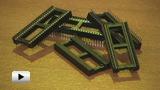 Смотреть видео: DIP панельки для микросхем