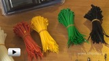 Watch video: Cable binders
