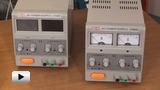 Watch video: The difference between mains adapters and laboratory power supplies