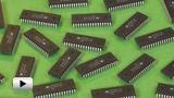 Смотреть видео: Микросхемы памяти SRAM