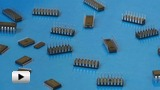 Watch video: Darlington transistor arrays