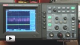 Watch video: Digital oscillographs UNI-T