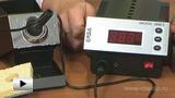 Смотреть видео: Паяльная станция Dig2000A-Micro