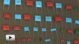 Watch video: Film capacitors