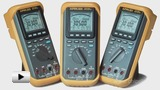 Watch video: Extra-accuracy digital multimeters