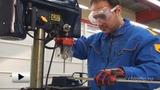 Watch video: OMAX 500W drilling machine