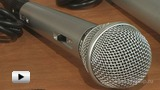 Watch video: Microphones
