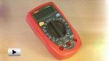 Watch video: Digital multimeters Uni-t UT-33 series