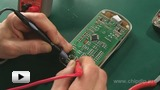 Watch video: CAMELION charger troubleshooting