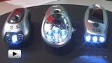 Смотреть видео: Аккумуляторные светодиодные фонари с динамо-машиной