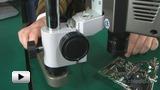Смотреть видео: CT-2200USB Электронный микроскоп