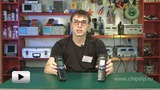 Watch video: OPTEX S80 and U80 pyrometers