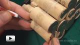 Смотреть видео: Восстановительный ремонт аккумулятора шуруповерта